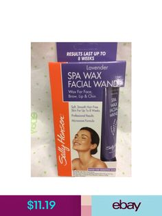 sally hansen lavender spa wax kit instructions