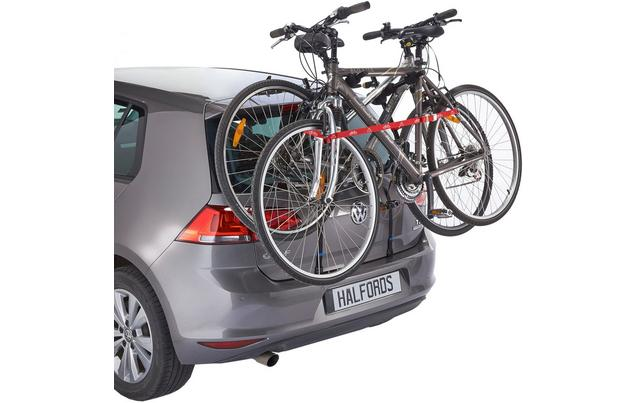 halfords low 2 bike carrier instructions