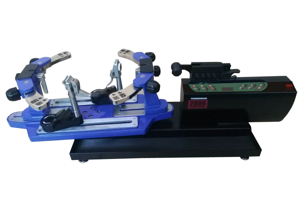 manual instruction of klipper stringing machine