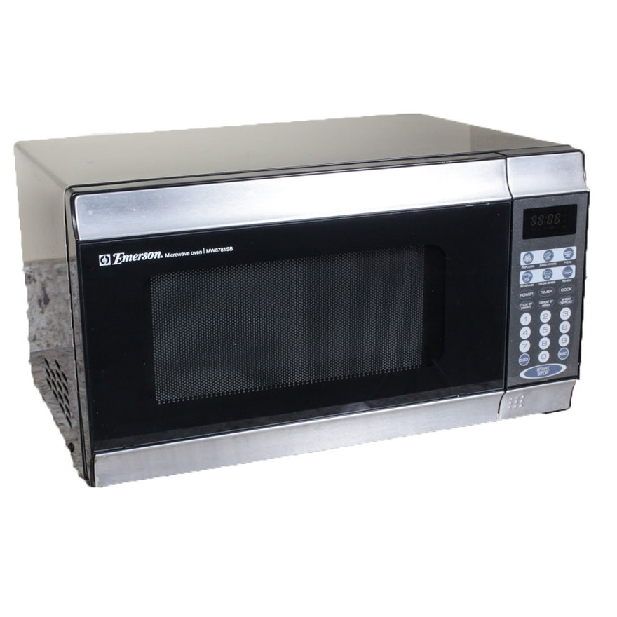 emerson microwave grill combo instructions
