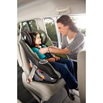 evenflo tribute lx convertible car seat installation instructions