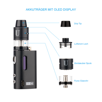 evod 4 in 1 vape pen instructions