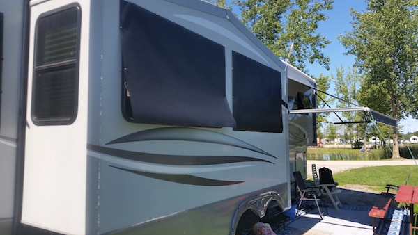 ez snap rv install instructions