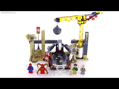 lego marvel rhino instructions