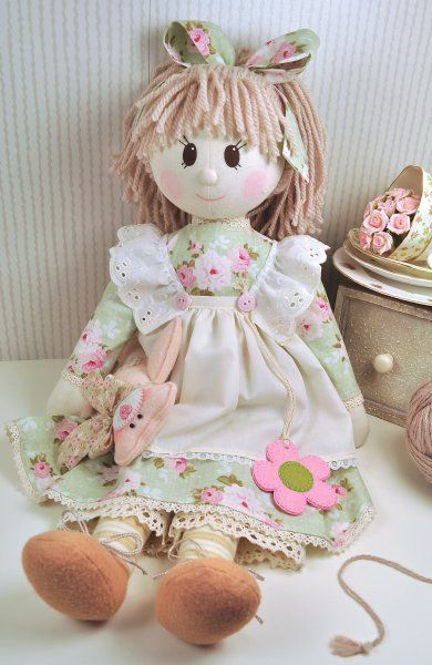 instructions for making doll bloomers