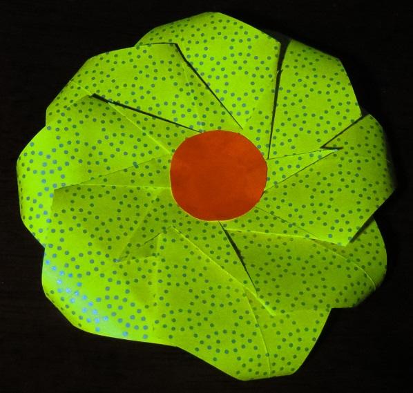 origami poppy instructions easy