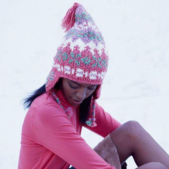 knit stocking cap instructions