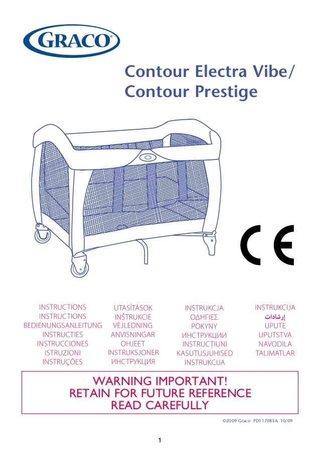 graco 190 es instructions