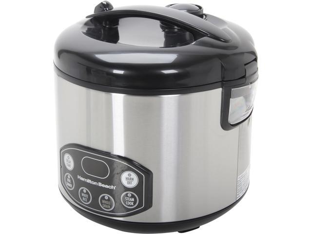 hamilton beach rice cooker instructions white rice