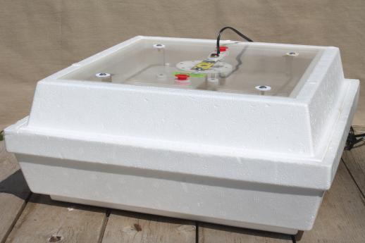 hova bator incubator instructions 1582