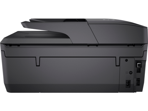 hp 8710 printer reset instructions