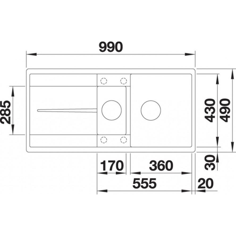 installation instructions blanco metra x
