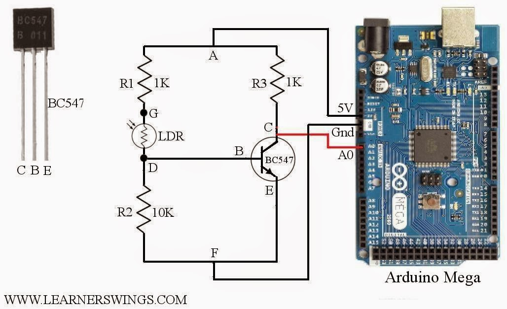 instructables microphone arduino sensor transistor