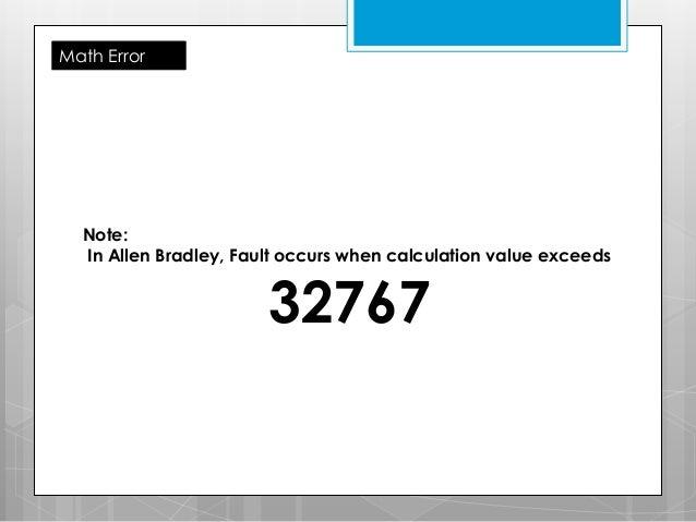 instruction mov plc allen bradley