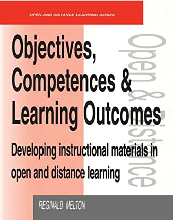 instructional objectives learning outcomes