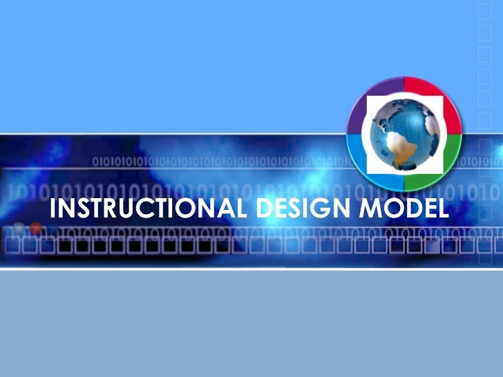 instructional systems design examples