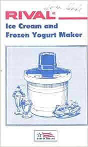 instructions for mega icecream maker