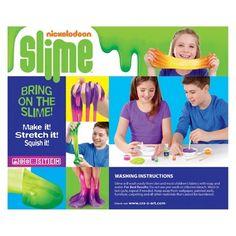 instructions of slime cra-z-art