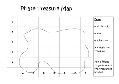 instructions to create a city map school
