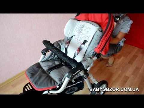 jane slalom pro car seat instructions