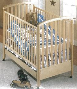 jardine crib model bc-110c instructions