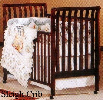 jenny lind drop side crib assembly instructions