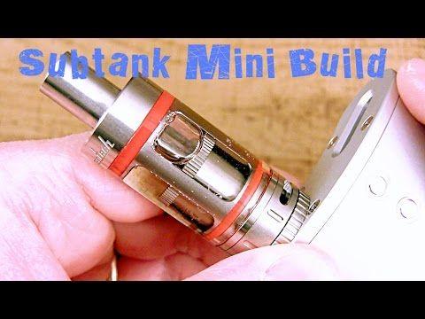 kanger subtank mini rba instructions
