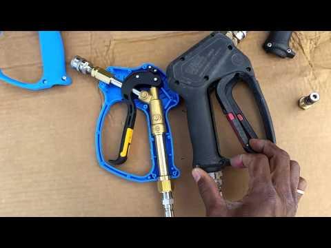 karcher foam gun instructions