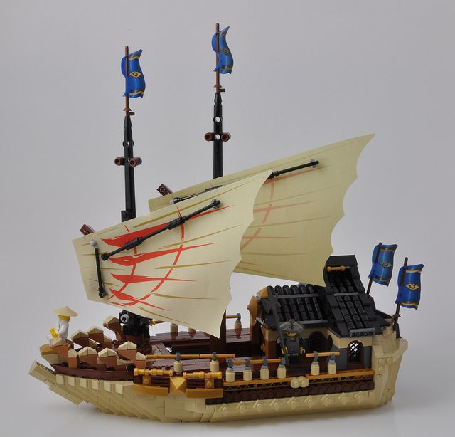 leego instructions pirate ship