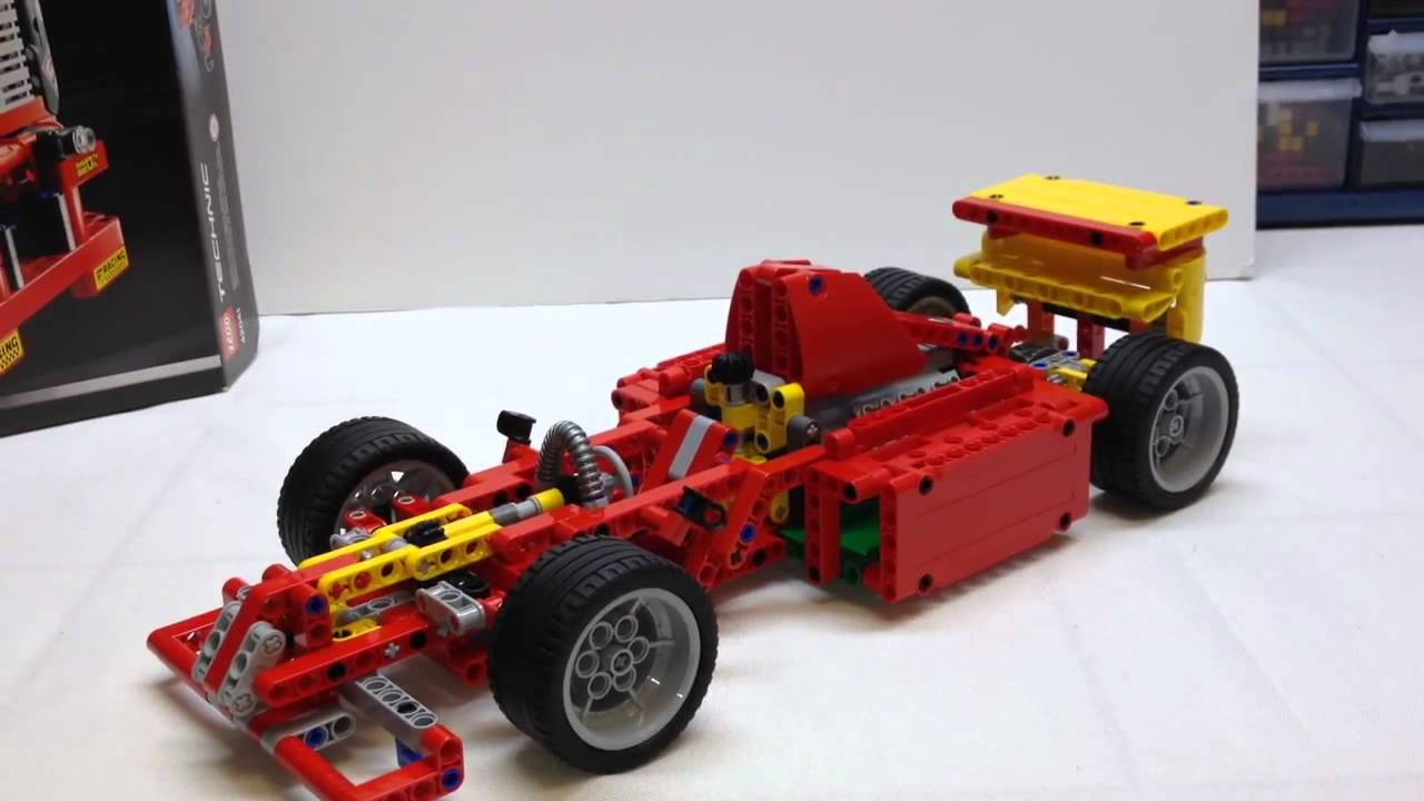 lego 8070 alternative models instructions