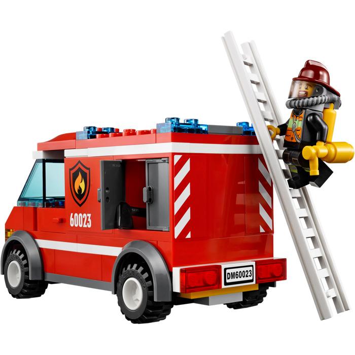 lego ambulance 60023 instructions