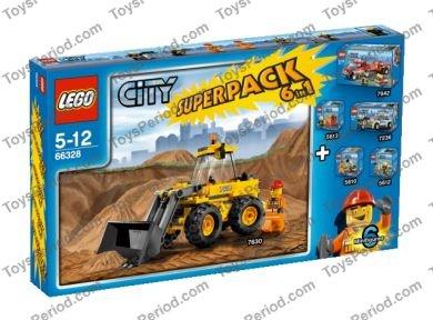 lego city 7942 instructions pdf