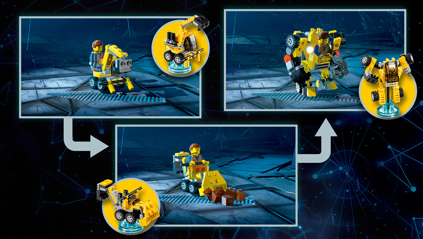 lego dimensions building instructions ninjago