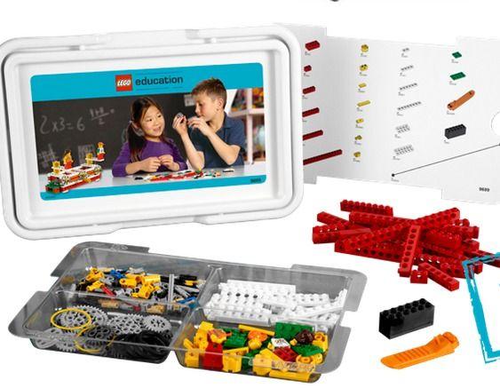 lego education wedo construction set 9580 instructions