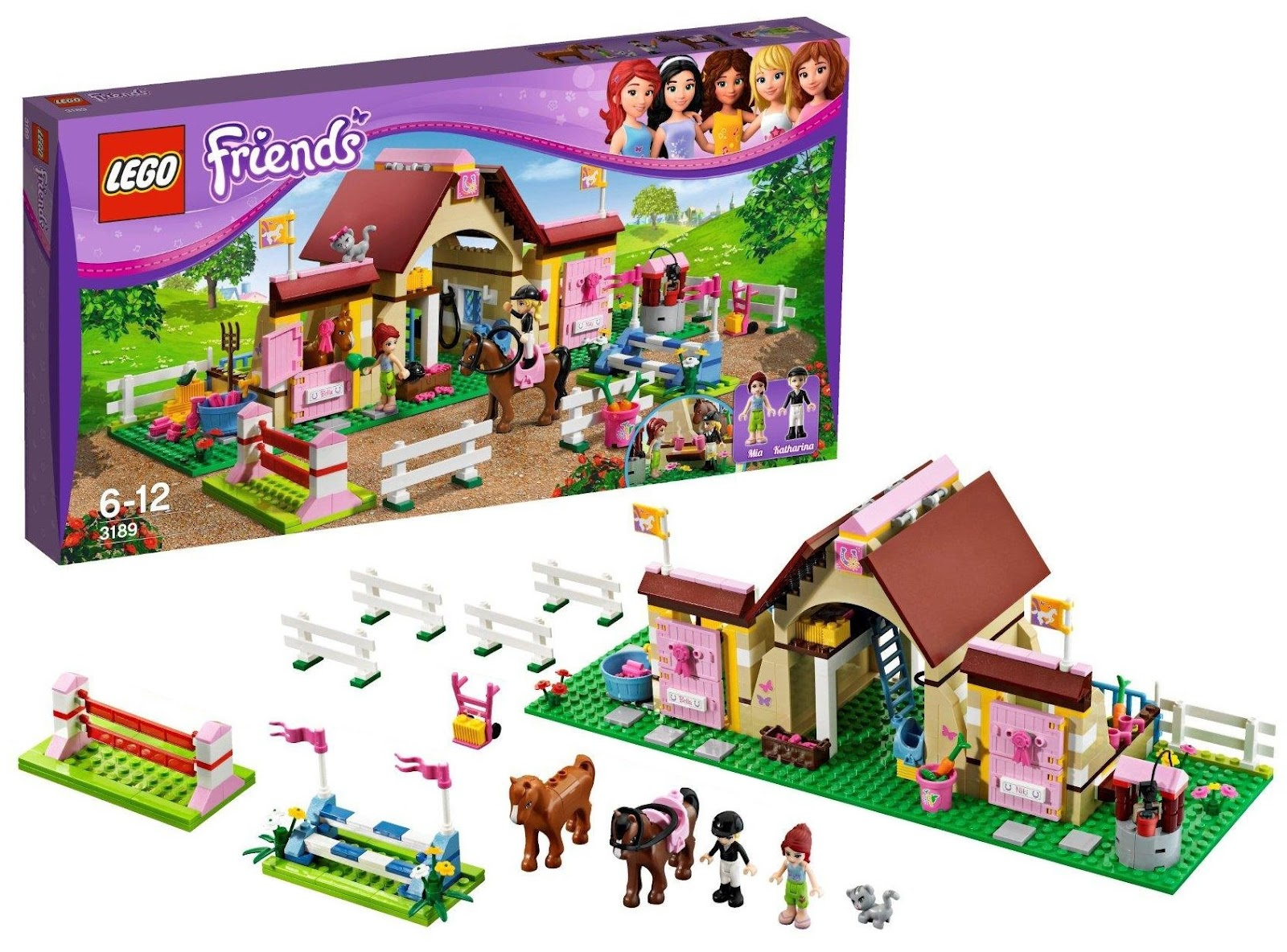 lego friends school set instructions