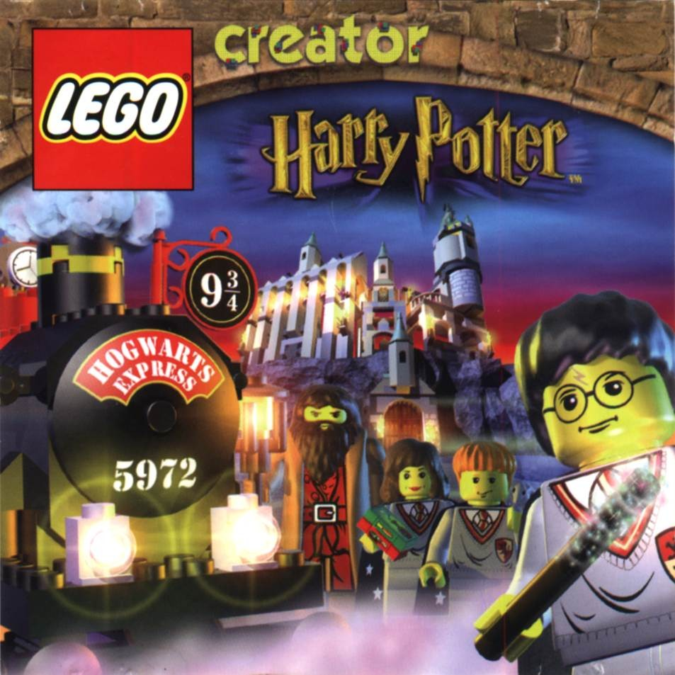 lego instructions for lego dimensions harry potter