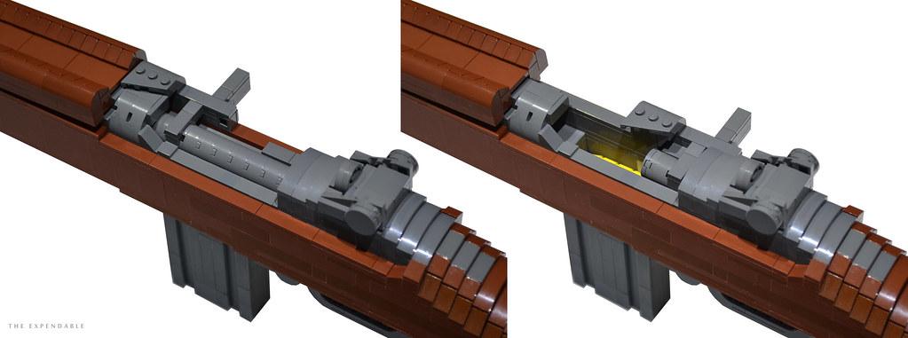 lego m4a1 carbine instructions