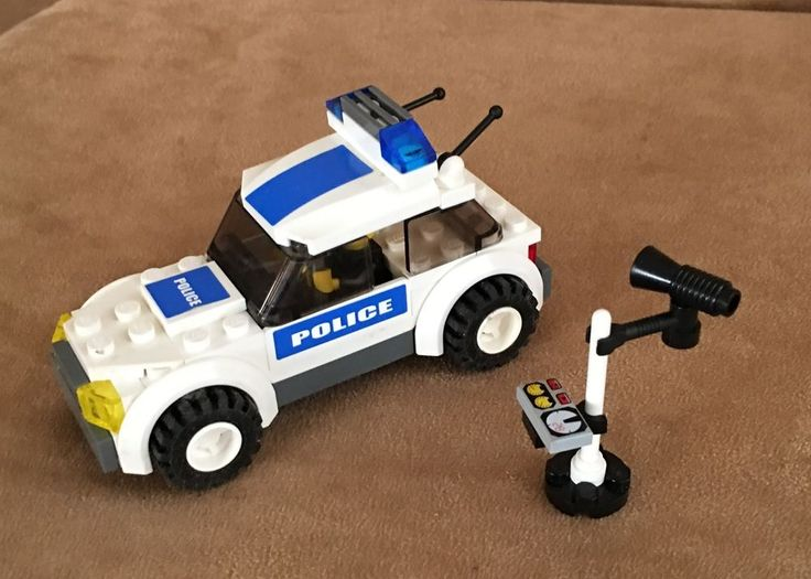 lego police vehicles instructions