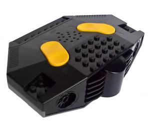 lego remote control train instructions