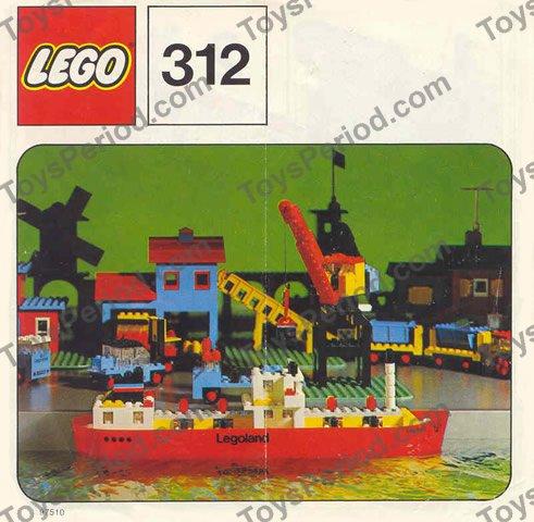 lego set 112 instructions