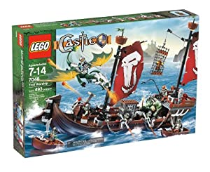 lego tall ship instructions