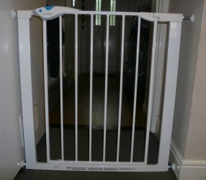 lindam easy fit plus deluxe safety gate instructions