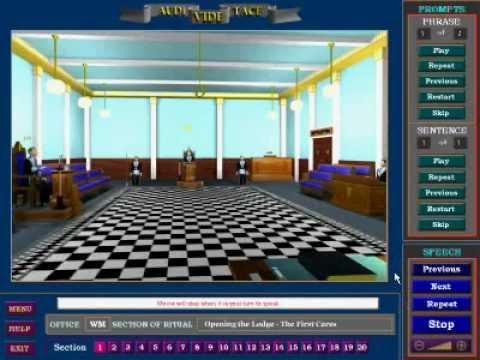 lodge of instruction youtube