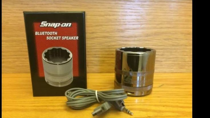 manuel instruction speaker snap-on
