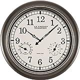 marathon clock outdoor indoor instructions