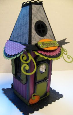 matchbox haunted house instructions