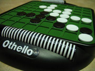 mattel othello game instructions