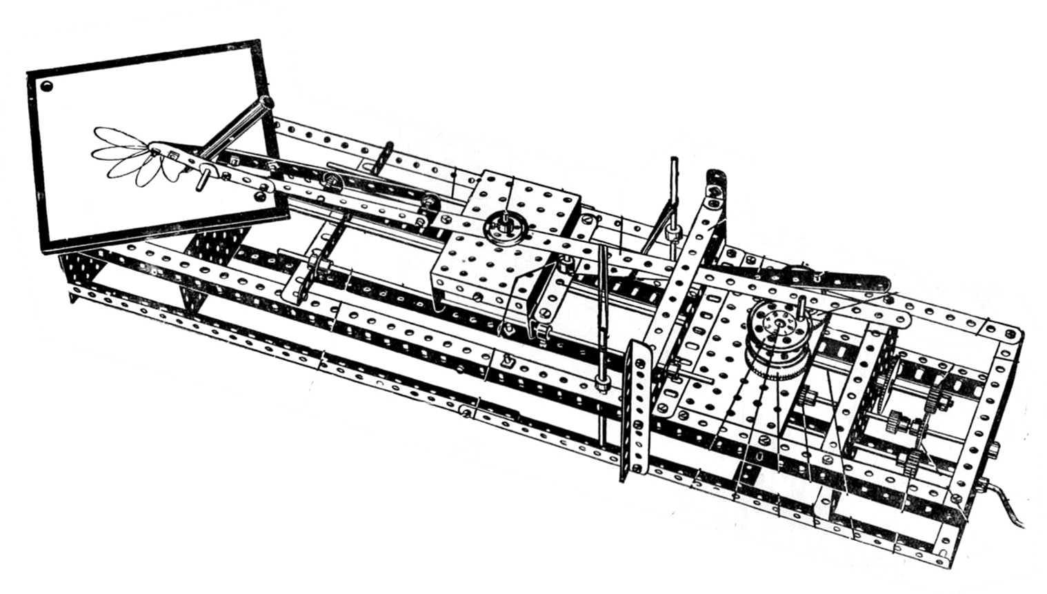 meccano 22 models instructions