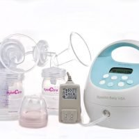 medela breast pump in style advanced instruction manual