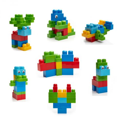 mega bloks lego instructions